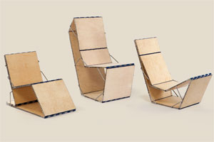 world's wildest folding chairs