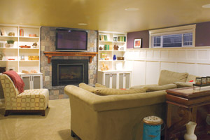 Media Rooms | Living Spaces | This Old House