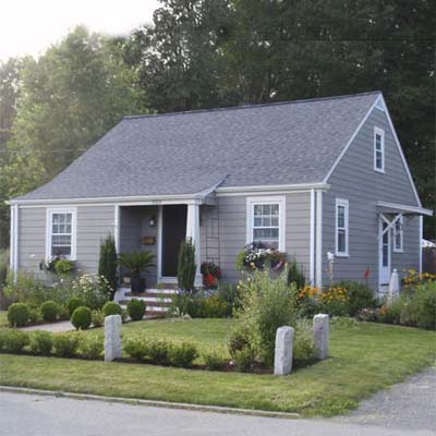 Front Yard Makeover After Best Yard Before And Afters