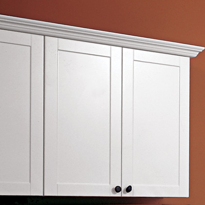 cabinets in family room laundry room