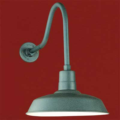 Guiding Light  Barn-Style Sconces  This Old House