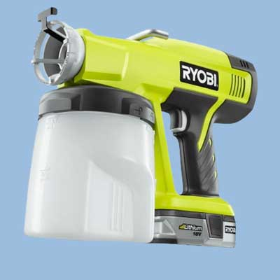 ryobi cordless painter