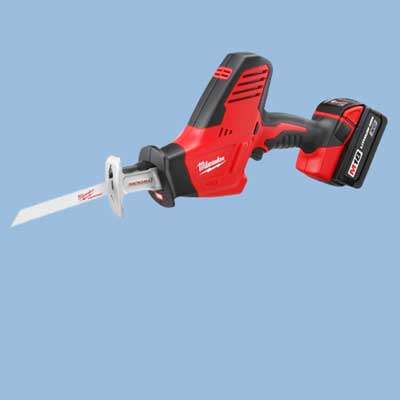 milwaukee cordless recip saw
