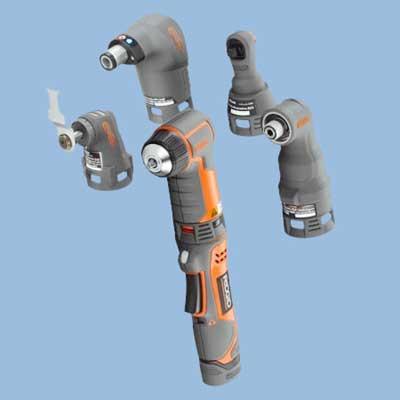 ridgid cordless tool set