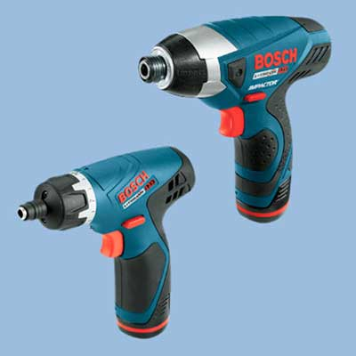 bosch cordless tool set