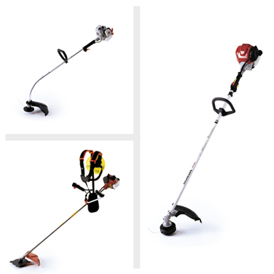 gas powered string trimmers