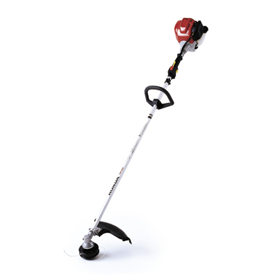 four cycle engine gas powered string trimmer by honda