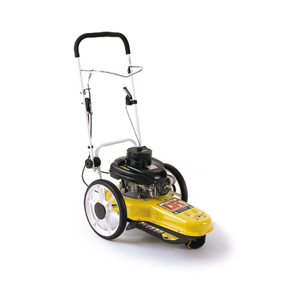 trimmer and mower