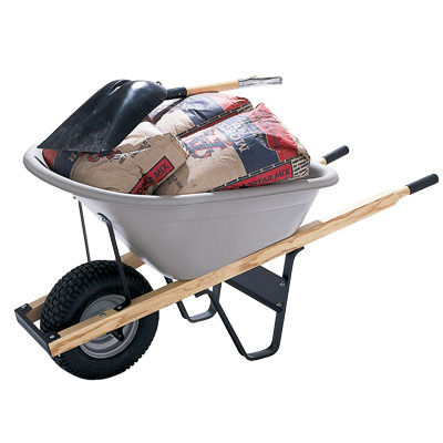 brentwood pro boss standard wheelbarrow