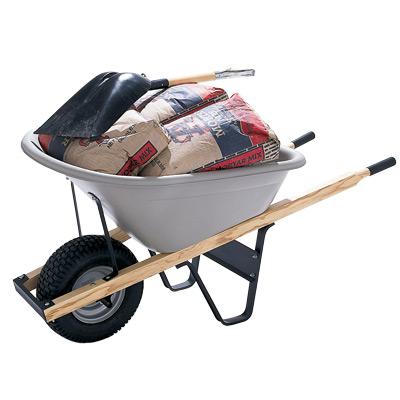 brentwood pro boss standard wheelbarrow