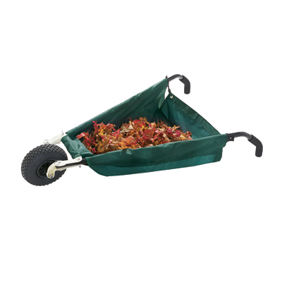 allsop wheel easy canvas wheelbarrow