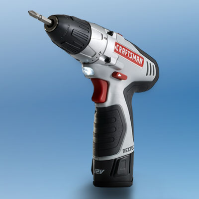 the Craftsman Nextec 17586 drill/driver