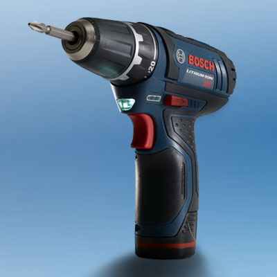 the Bosch PS31-2A drill/driver