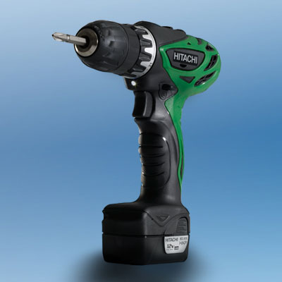 the Hitachi DS10DFL drill/driver