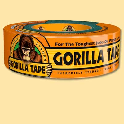 duct tape from gorilla glue