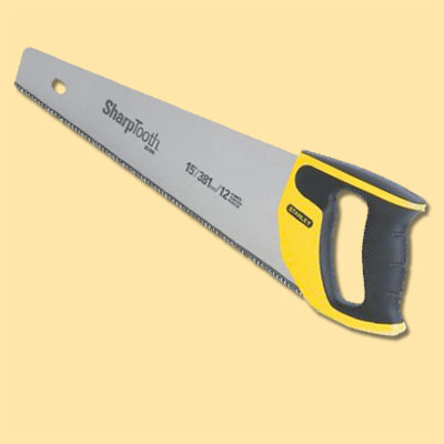 handsaw from stanley tools