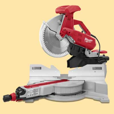 miter saw from milwaukee tools
