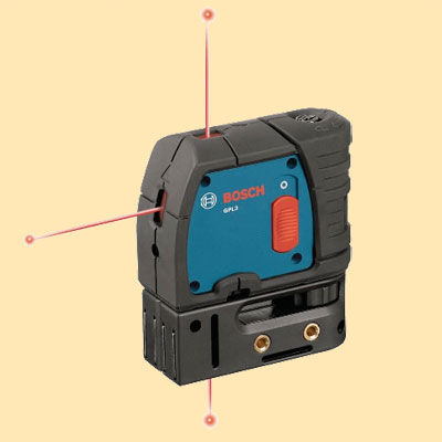 laser level from bosch tools