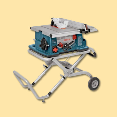 table saw from bosch tools