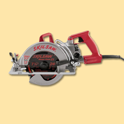 worm drive saw from skil tools