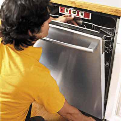 Install a Dishwasher