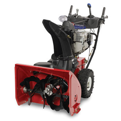 snow thrower from Toro