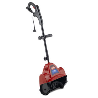 snow thrower from Toro with power motor