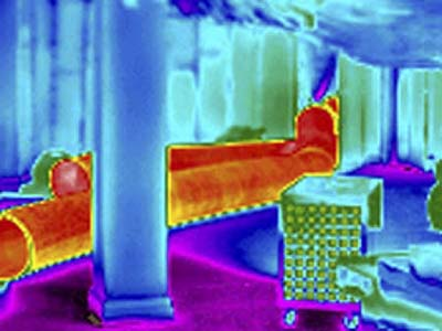 ThermaPureHeat heat-imaging photo