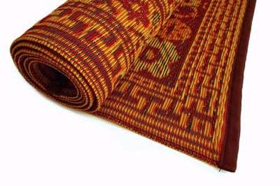 plastic Oriental rugs