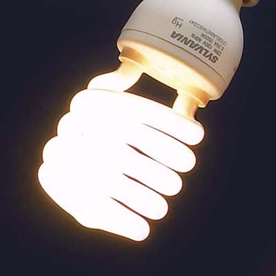 Sylvania compact fluorescent for small fixtures
