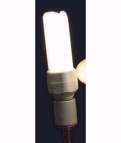 Lumiram flourescent lighting that reproduces natural light