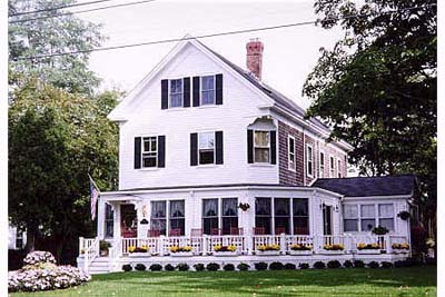 Wildflower Inn, Haunted Colonial Revival