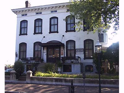 The Lemp Mansion, Haunted