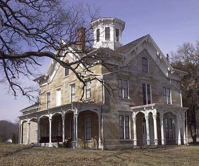Mathias Ham House, Haunted Italianate