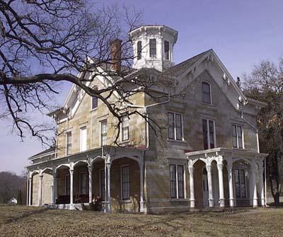 Mathias Ham House, Haunted Italianate