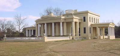 Gaineswood, Haunted Greek Revival