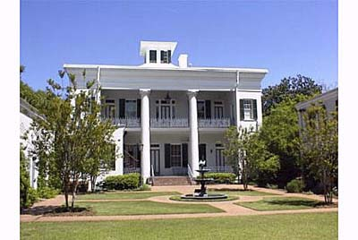 Sturdivant, Haunted Greek Revival