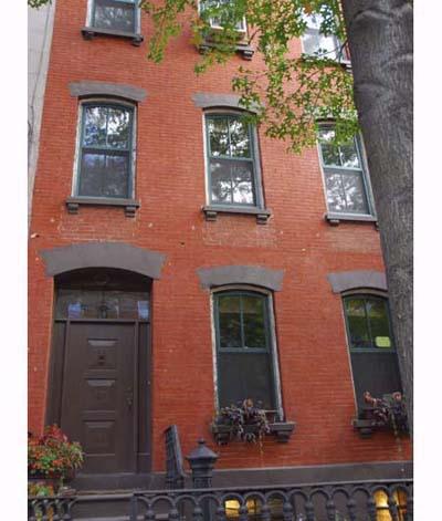 exterior of Scott Omelianuk's house