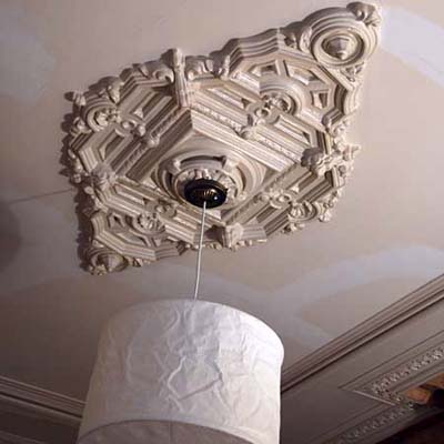 Scott Omeliauk's cheap paper light fixture