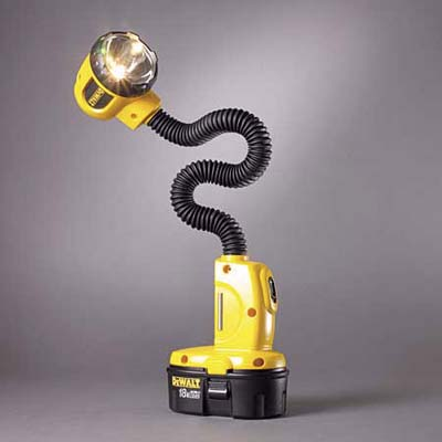 DeWalt flexible work light