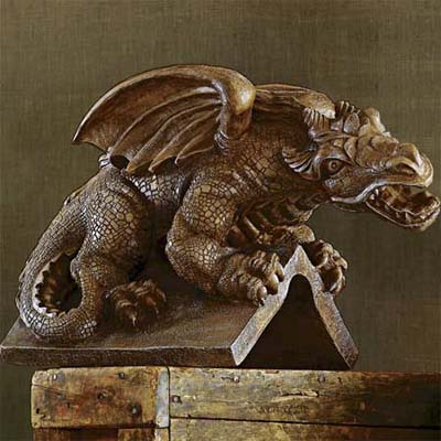 Winged Dragon Little Devils Gargoyles