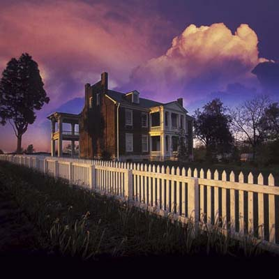 Carnton House in Franklin, Tennessee
