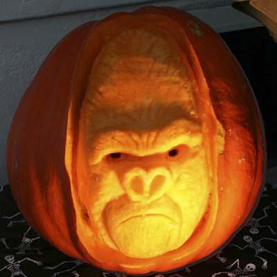 pumpkin-carving; jack-o-lantern