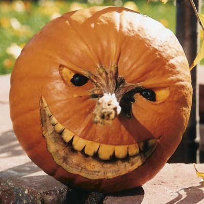 Favorite by a nose editors 39 picks best pumpkin carvings - Deco citrouille pour halloween ...