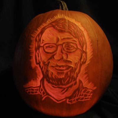 norm abram pumpkin carving