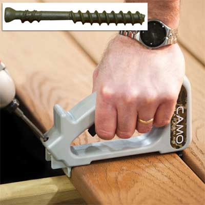 A Smarter Deck Fastening System Our Favorite New
