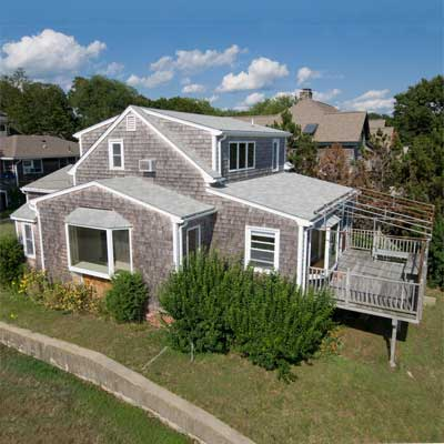 Big Changes Ahead at this waterfront barrington rhode island beach house