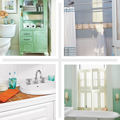 thrifty upgrades 28 ways to refresh your bath on a budget this old