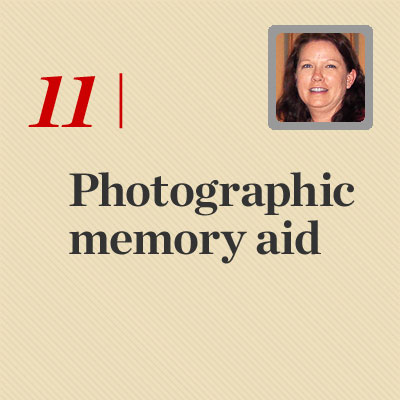 photographic memory aid reader tip to save time and money