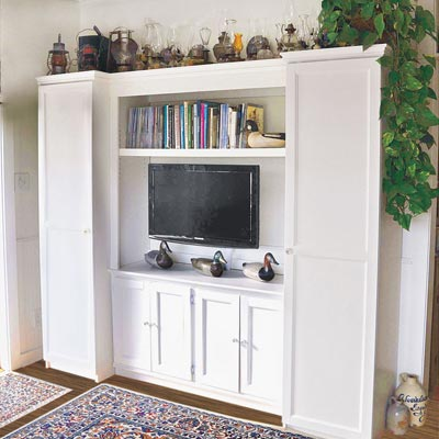 inexpensive do it yourself media center
